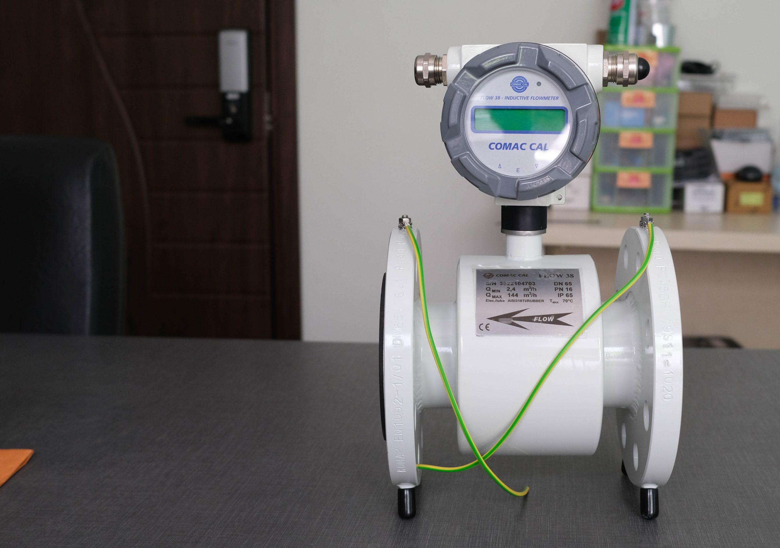Đồng hồ đo lưu lượng nước DN65 Flow38H