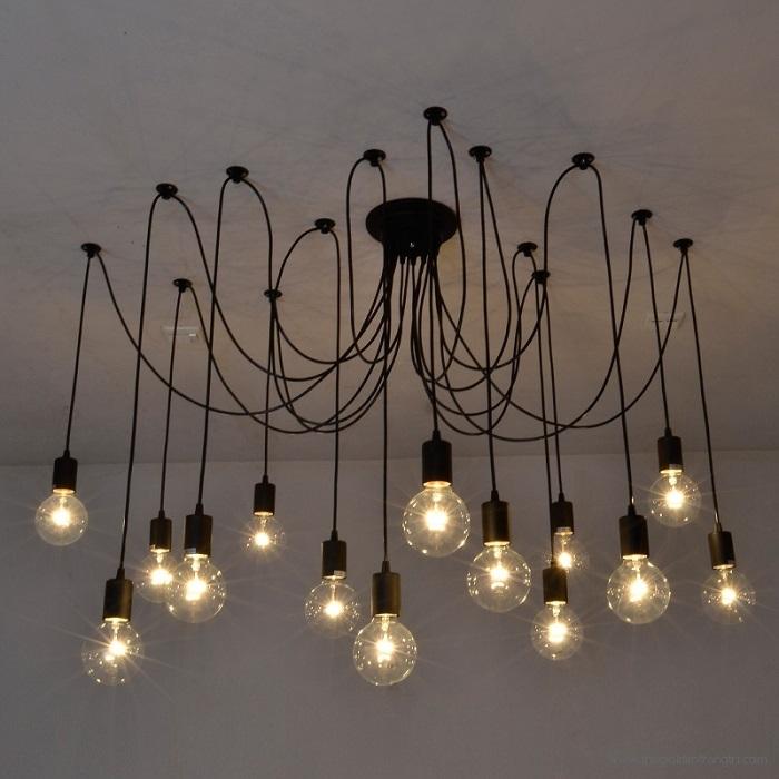 Đèn thả trần trang trí nhà