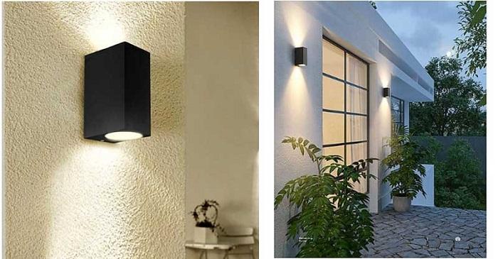 Đèn hắt được sử dụng ở nhiều không gian khác nhau
