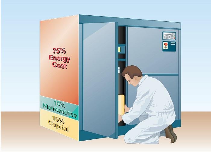 Lắp đồng hồ khí nén cần chọn vị trí thích hợp