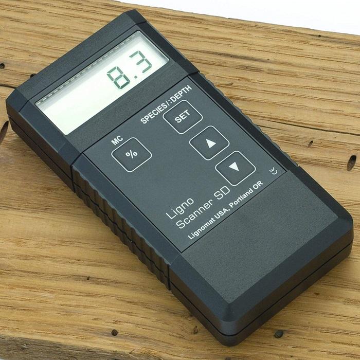 Một loại máy đo điển hình