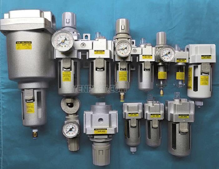 Công dụng của bộ lọc khí là gì?