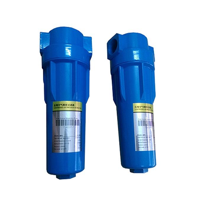 Bộ lọc khí được tạo nên từ nhiều bộ phận khác nhau