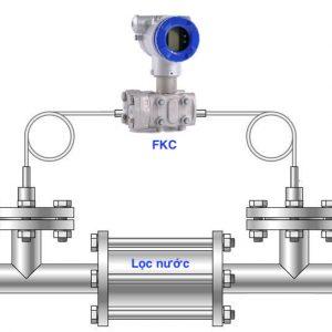 Cảm biến chênh áp suất nước