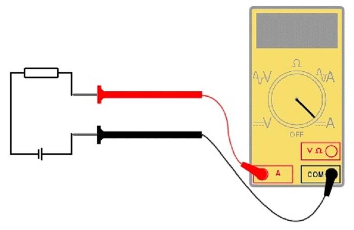 Điện áp có sự chênh lệch mức điện áp giữa hai đầu