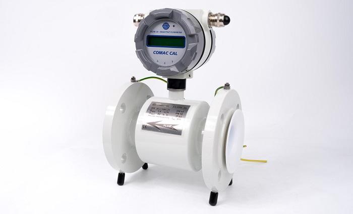 Đồng hồ đo nước thải dạng điện tử