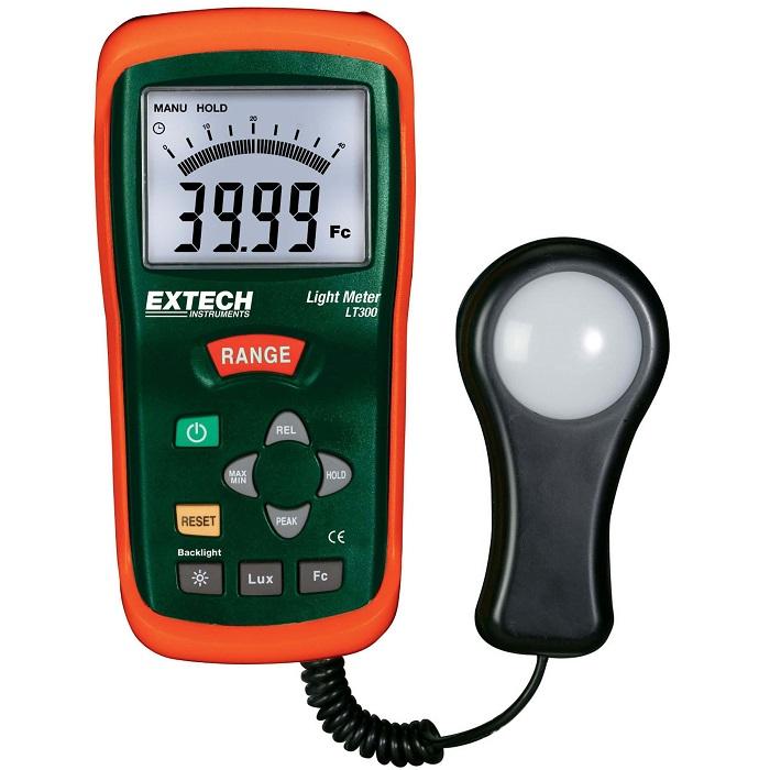 Máy đo cường độ ánh sáng là gì vậy?