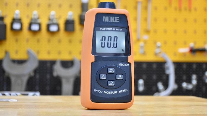 Sử dụng máy đo độ ẩm như thế nào?