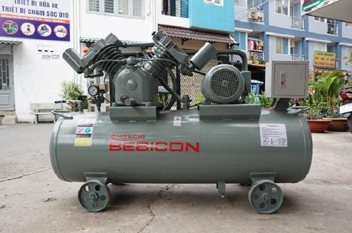 Máy nén khí piston và trục vít nên chọn loại nào?