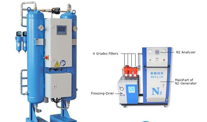 Hình ảnh máy tạo khí Nito
