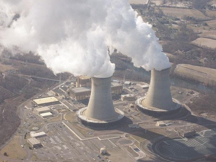 Lò phản ứng hạt nhân có thể làm tăng lượng CO2 khiến trái đất nóng lên