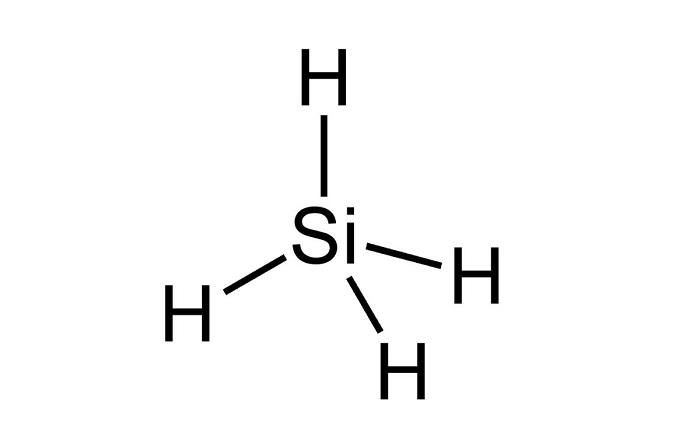 Khí Silane (SiH4) là gì?