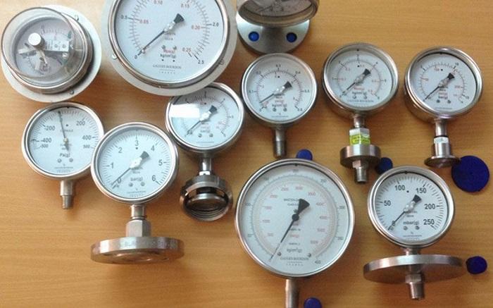 Kinh nghiệm chọn mua đồng hồ đo áp suất