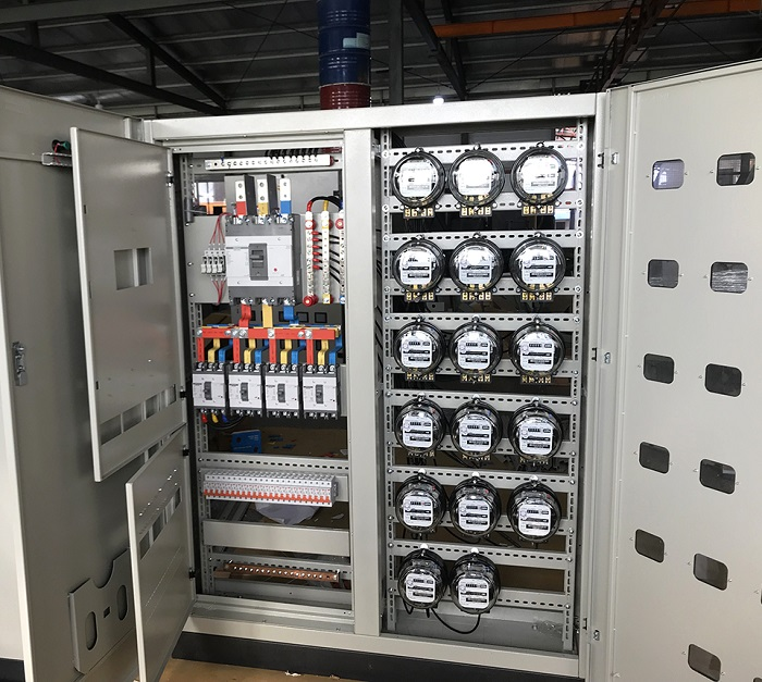 Tụ điện công nghiệp được tạo nên từ nhiều bộ phận
