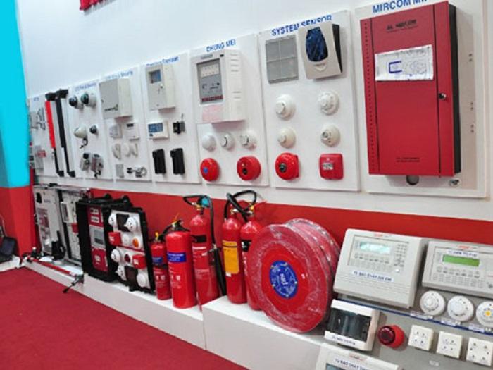 Thiết bị phòng cháy chữa cháy là bộ thiết bị rất quan trọng