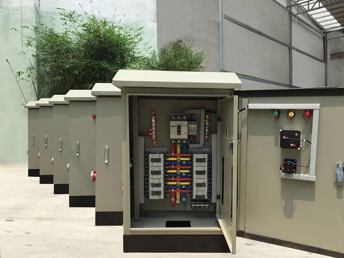 Thành phần tủ điện công nghiệp gồm những gì?