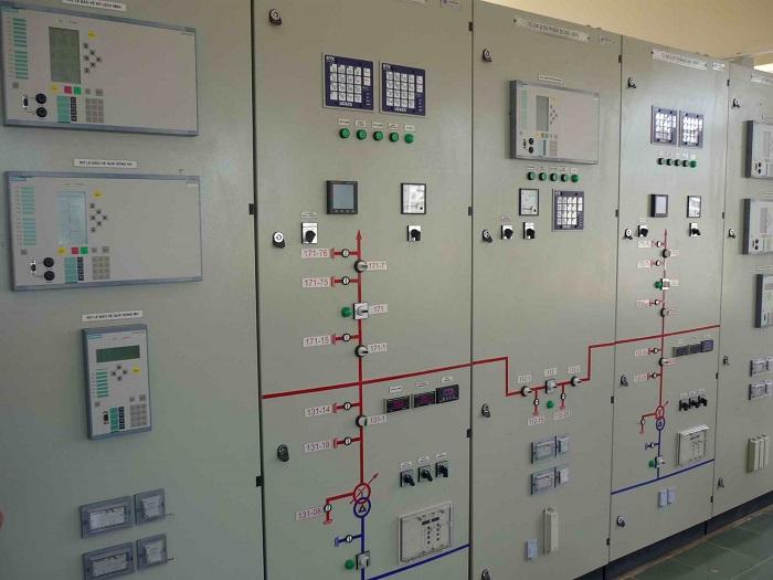Tủ điện công nghiệp có nhiều chức năng đặc biệt