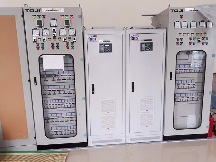 Cách dùng tủ nạp ắc quy công nghiệp hiệu quả
