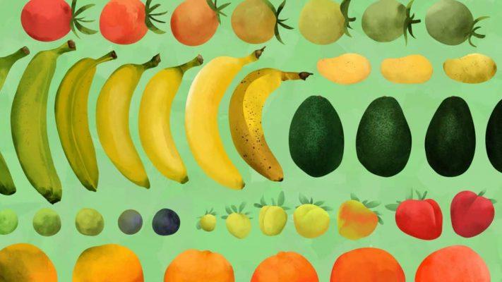 Ứng dụng của khí Ethylene để làm trái cây chín nhanh