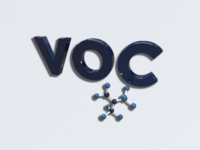 Volatile organics là gì?